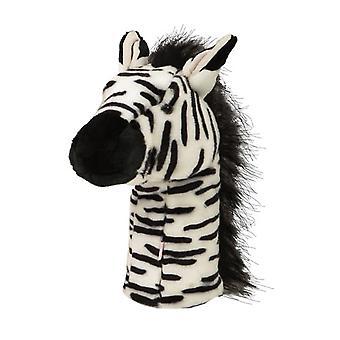 Daphnes Zebra Golf Driver Kopfbedeckung