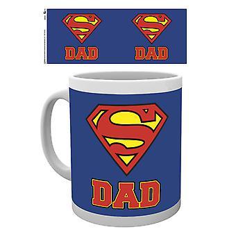 Superman Superdad Mug Boxed Drinking Mug
