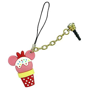Phone Charm Minnie Mouse Ice Cream D-Lish Treats Phone Charm 25049