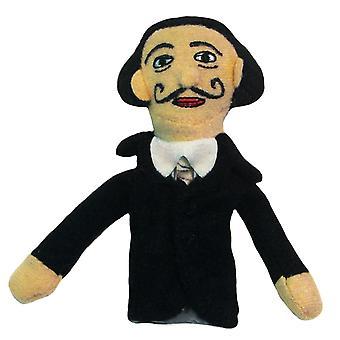 Finger marionet-UPG-Dali Soft Doll legetøj gaver licenseret ny 0033