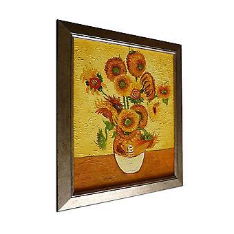 بعد فنسنت فان جوخ، والزهور الشمس، 50x60 سم