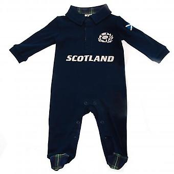 Scotland R.U. Sleepsuit 6/9 mths PL