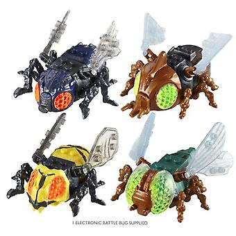Character Building Construct-to-Bugz insect