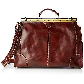 All-Fashion Chicca Cbc182003gf22 Unisex Adult Brown hand bag 21x35x46 cm (W x H x L)