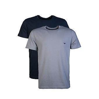 Emporio Armani T Shirt 2 Opakowanie 111267 Cc717