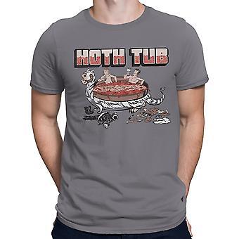 Hoth Tub Men's Camiseta