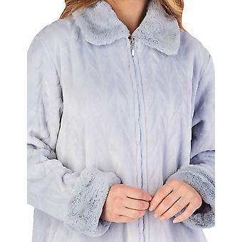 Slenderella HC4337 Women's Housecoats Sabahlık