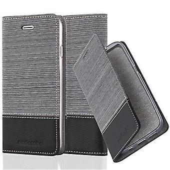 Hülle für iPhone 7 / 7S / 8 / SE 2020 Klappbare Handyhülle - Cover - mit Standfunktion und Kartenfach