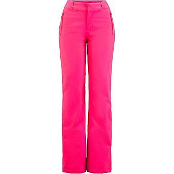 Spyder VINCITOR Donna Gore-Tex Primaloft Ski Pantaloni rosa