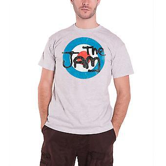 The Jam Vintage Logo New Official Mens T Shirt