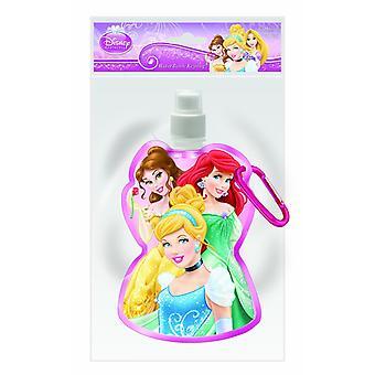 Catena di chiavi bottiglia d'acqua - Disney - Principessa Nuovi Giocattoli Concesso in licenza 23758