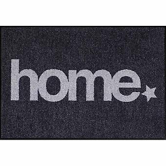 Salonloewe Fußmatte waschbar Welcome Home Home Star 50x75 cm SLD1260-050x075