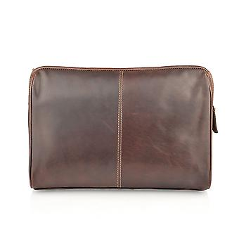 Large Burnish Wash Bag 12.0