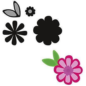 Marianne Design Craftable Flower Set söta Die