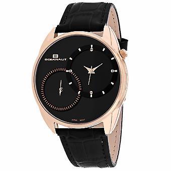 Oceanaut Men's Sentinel Black Dial Watch - OC3353