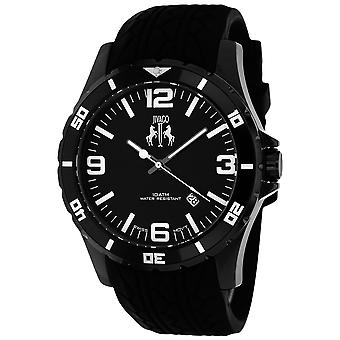 Jivago Men's Ultimate Black Dial Watch - JV0110