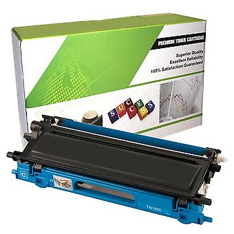 eReplacements Premium Toner Cartridge For Brother TN115C