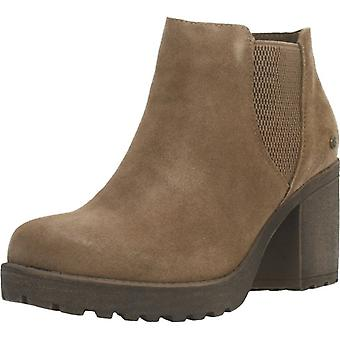 Avatar Sapatos Olympia Ct Color Antaupe Booties