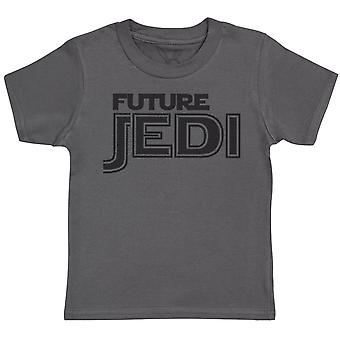 Future Jedi Kids T-Shirt - Kids Top - Boys T-Shirt - Girls T-Shirt