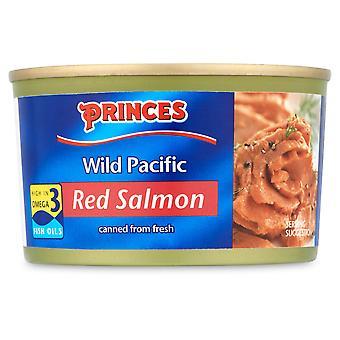 Princes Wild Pacific Red Salmon