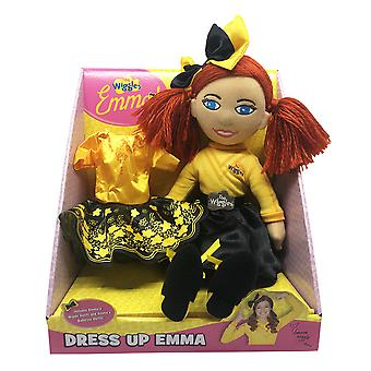 Wiggles Dress Up Emma 40cm