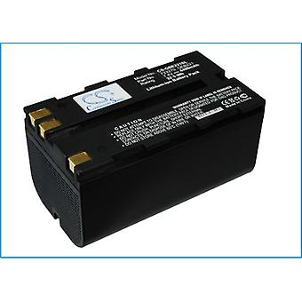 Battery for Leica ATX1200 ATX900 RX1200 RX900 SR20 1200 GNSS receiver Viva 4.4ah