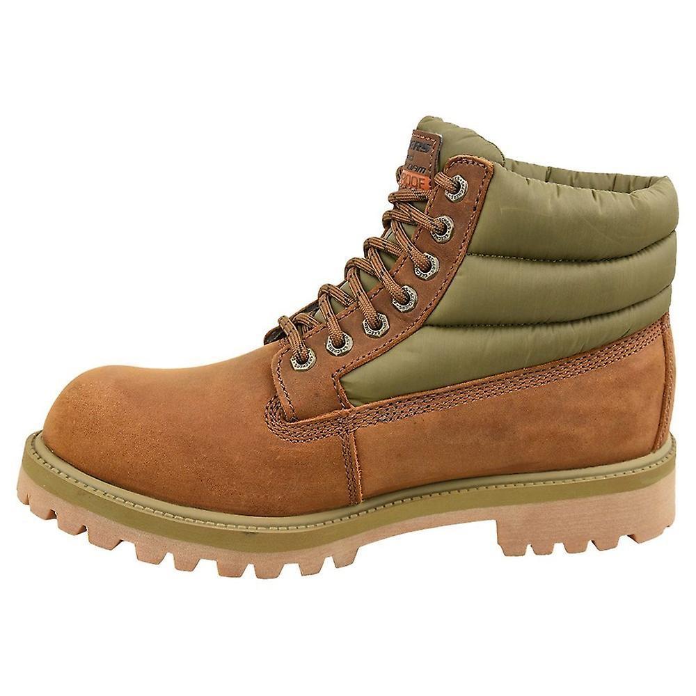 Skechers Sergeants Verno 65838cdb Trekking Winter Men Shoes