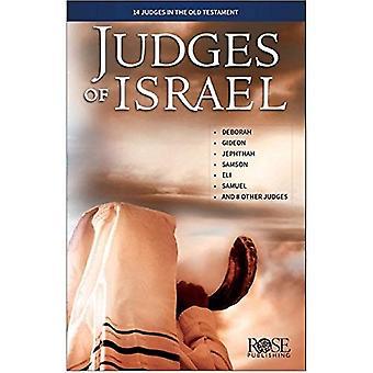Judges of Israel Pamphlet 5pk