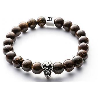 Gemini C5 - miscelati classico braccialetto Bronzite