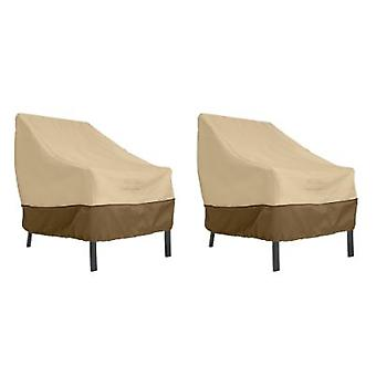 Accessori classici Veranda Patio Lounge Sedia Copertina, Medium
