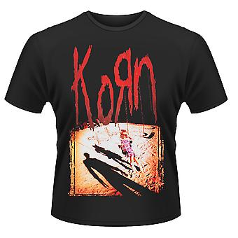 Korn Album 1994 Jonathan Davis Nu Metal T-Shirt officiel
