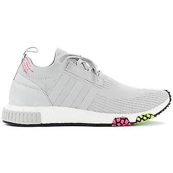 Adidas originaler NMD racer PK Primeknit CQ2443 menns sko grå sneaker sport sko