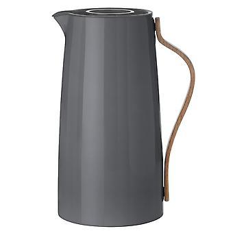Stelton Emma jug koffie 1.2 L grijs x-200-1 pot koffie