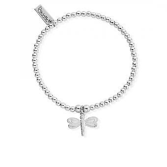ChloBo SBCC402 Women's Cute Charm Dragonfly Bracelet