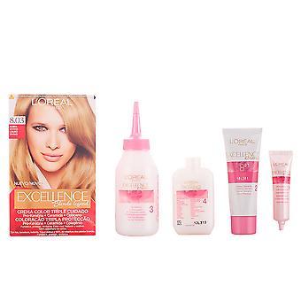 L'Oreal make-up Excellence Blonde Legende Tinte #8,03 Rubio Divino Unisex