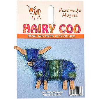 Hairy Coo Magnet Clyde