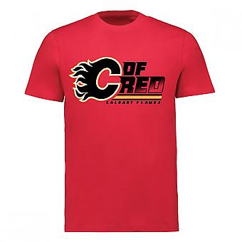 Fanatics Nhl Calgary Flames Hometown Collection T-shirt