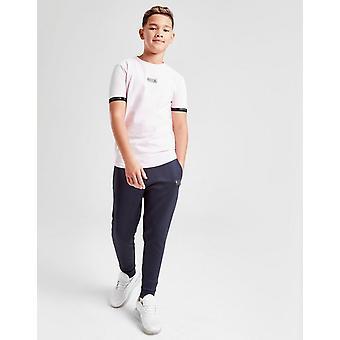 New Rascal Boys' Iridescent Tape Short Sleeve T-Shirt Pink