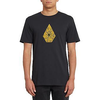 Volcom Shatter korte mouwen T-shirt in zwart