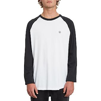 Volcom Pen Long Sleeve T-Shirt en noir neuf