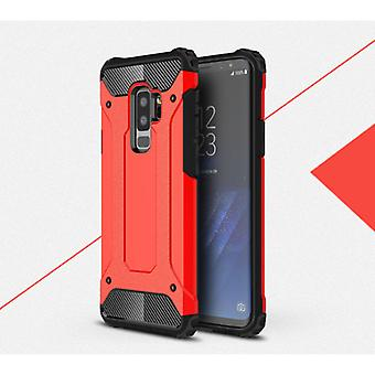 Stuff Certified® Samsung Galaxy Note 8 - Armor Case Cover Cas TPU Case Red