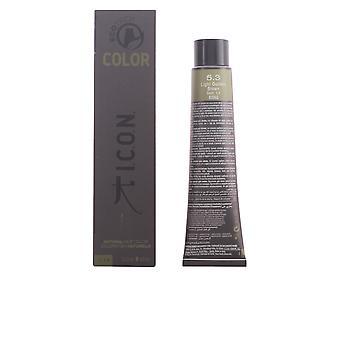 I.c.o.n. Ecotech väri luonnollinen väri #5.3 valo kultainen ruskea 60 Ml Unisex