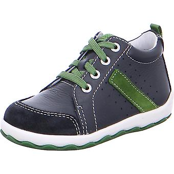 Lurchi indy navy  blue boots