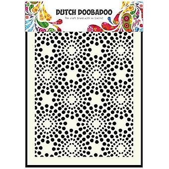 Dutch Doobadoo Dutch Mask Art stencil Grunge A5 470.715.032
