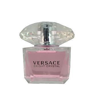 Versace bright crystal for women 3 oz eau de toilette spray tester