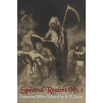 Spectral Realms No. 1 by Joshi & S. T.