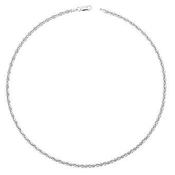 Naszyjnik Orphelia srebro 925 45 Cm ZK-2581