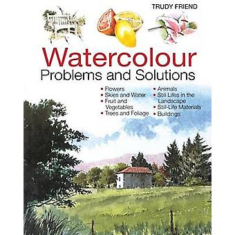 Watercolour Problems and Solutions A TroubleShooting Handbook by Friend & Trudy