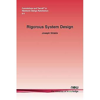Rigorous System Design by Sifakis & Joseph