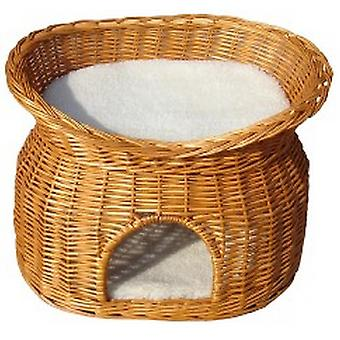 Vital Pet Products Two Tier Cat Basket